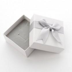 Pudełko prezentowe SZARE