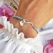 Model numer 1 😻❤️ Wiecie, że to pierwsza bransoletka z grawerem jaką wykonałam 🤭🤭 WWW.beadme.PL #biżuteria #mama #bransoletkamama #srebro #srebro925 #jewelrystore #modnedodatki #modnakobieta #beautygirl #fashionblogger #bransoletkizkamieni #koraliki #grawer #bransoletkazgrawerem #grawerowanie #personalizowana #bransoletkazimieniem #pomysłnaprezent #nieskończoność #dlazakochanych #miłość #makrama #srebrnabiżuteria #rękodzieło #sklepzbiżuterią