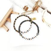 Wyjątkowe i niepowtarzalne 💛 Takie jak Ty ♥️ Biżuteria personalizowana ❣️ 💎 #bransoletka #bransoletki #bransoletkazgrawerem #biżuteria #bransoletkamama #dlamamy #stalchirurgiczna #koraliki #biżuteria #jewelrystore #modnedodatki #modnakobieta #beautygirl #fashionblogger #złoto #hematyt #bransoletkazimieniem #pomysłnaprezent #poznan #rękodzieło #zrobionewpolsce